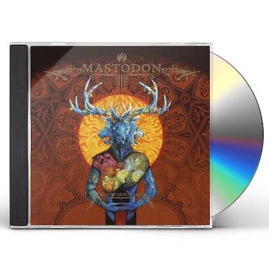 Mastodon BLOOD MOUNTAIN CD