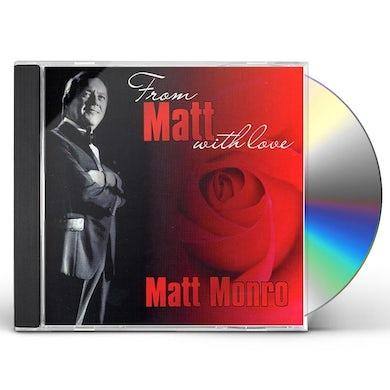 FROM MATT MONRO WITH LOVE CD