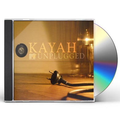 Kayah MTV UNPLUGGED CD