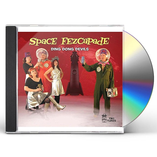 DING DONG DEVILS SPACE FEZCAPADE CD