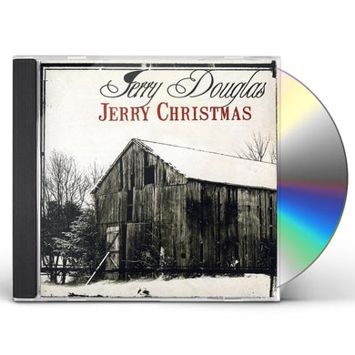 Jerry Douglas JERRY CHRISTMAS CD