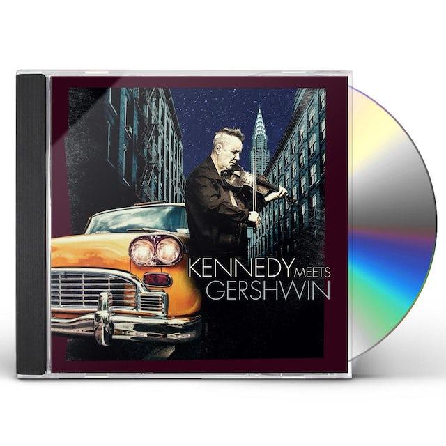 Nigel Kennedy KENNEDY MEETS GERSHWIN CD