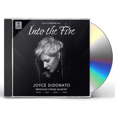 Into The Fire (Live at Wigmore Hall) CD