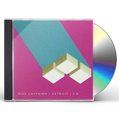 Miss Caffeina DETROIT 2.0: REEDICION CD