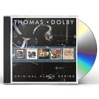 Thomas Dolby ORIGINAL ALBUM SERIES CD