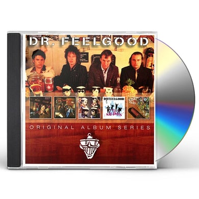 Dr Feelgood ORIGINAL ALBUM SERIES CD