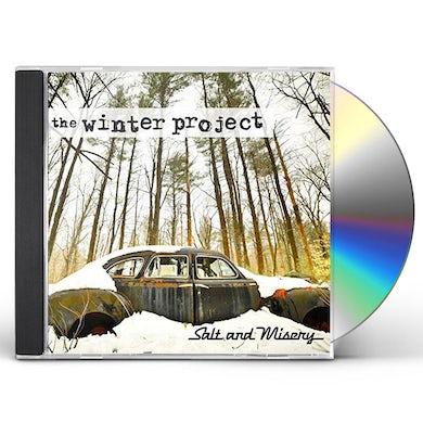 Winter Project SALT & MISERY CD