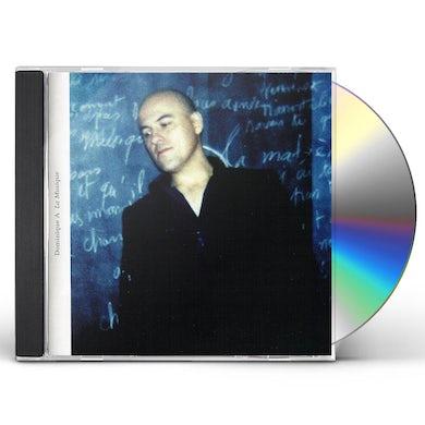 Dominique A. LA MUSIQUE CD