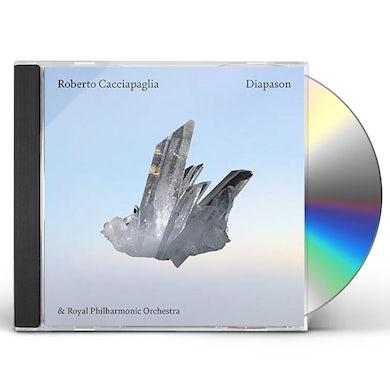 Roberto Cacciapaglia DIAPASON CD