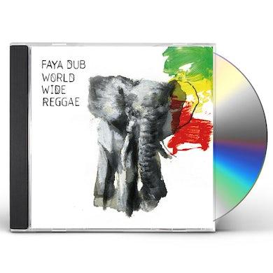 Faya Dub WORLD WIDE REGGAE CD