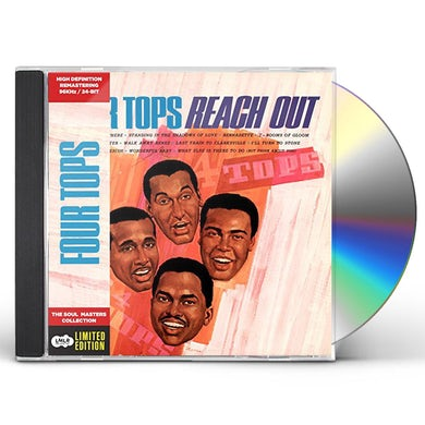 Four Tops REACH OUT CD