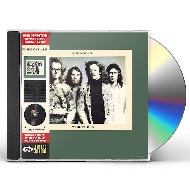 Wishbone Ash WISHBONE FOUR CD