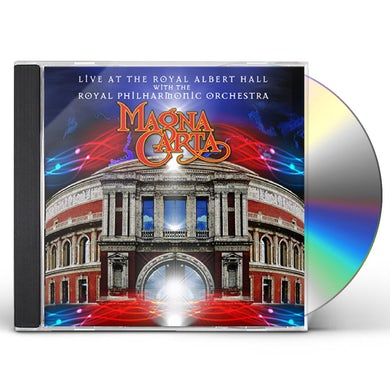 Magna Carta LIVE AT THE ROYAL ALBERT HALL (1971) CD