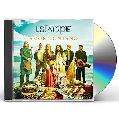Estampie AMOR LONTANO CD