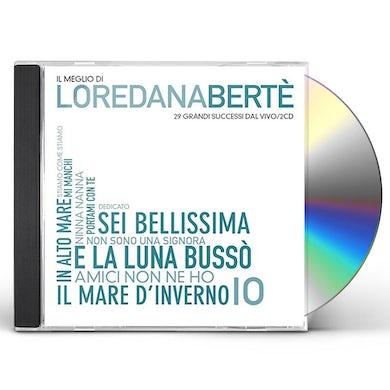 IL MEGLIO DI LOREDANA BERTE CD