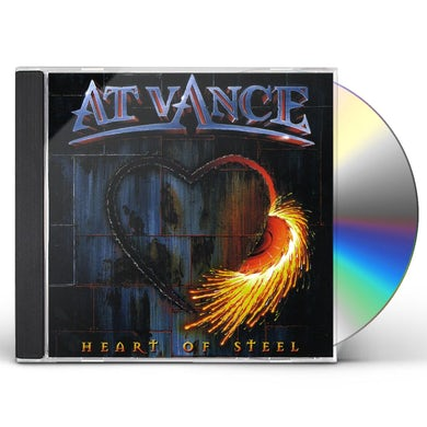 At Vance HEART OF STEEL CD