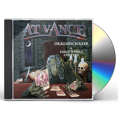 At Vance DRAGONCHASER CD