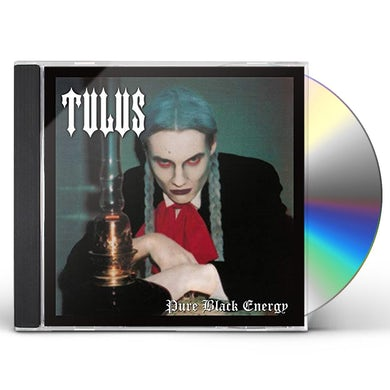 Tulus PURE BLACK ENERGY CD