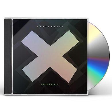 X: THE REMIXES CD