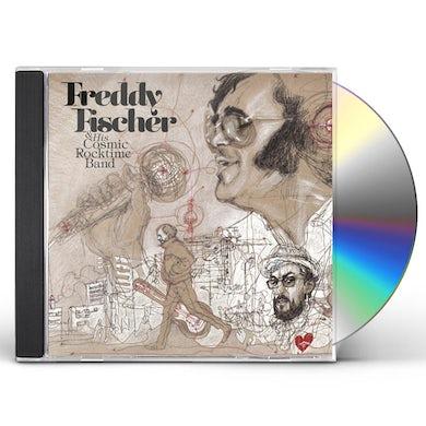 Freddy Fischer / His Cosmic Rocktime Band DREIMAL UM DIE SONNE CD