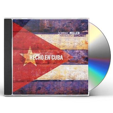 Dominic Miller HECHO EN CUBA CD