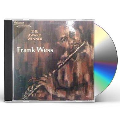 Frank Wess AWARD WINNER CD