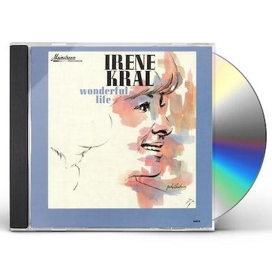 Irene Kral WONDERFUL LIFE CD