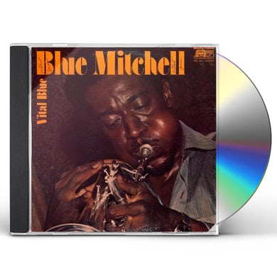 Blue Mitchell VITAL BLUE CD
