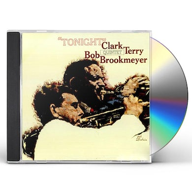 Bob Brookmeyer TONIGHT CD