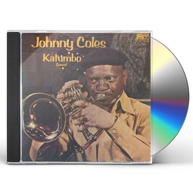 Johnny Coles KATUMBO (DANCE) CD