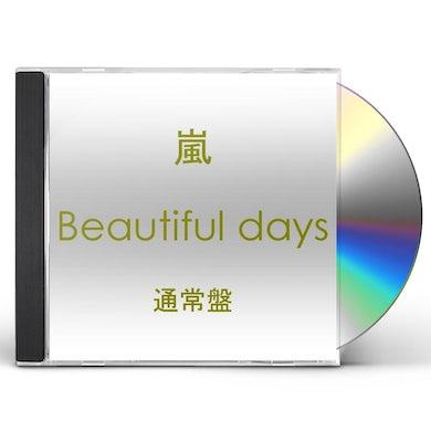 Arashi BEAUTIFUL DAYS CD