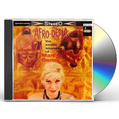 Martin Denny AFRO-DESIA CD