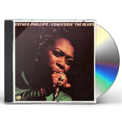Esther Phillips CONFESSIN THE BLUES CD