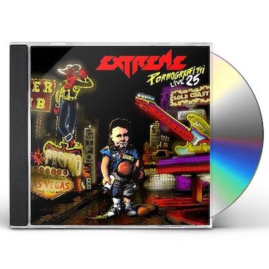 Extreme PORNOGRAFFITTI LIVE 25 CD