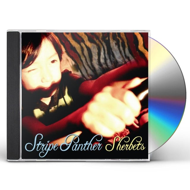 SHERBETS STRIPE PANTHER CD