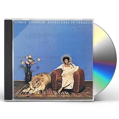 Minnie Riperton ADVENTURES IN PARADISE CD
