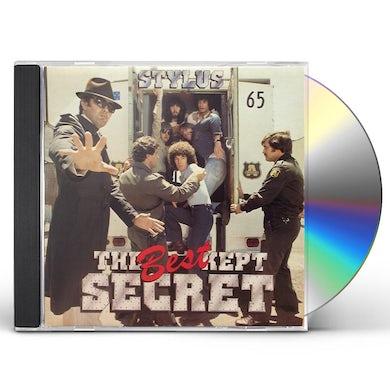Stylus BEST KEPT SECRET CD