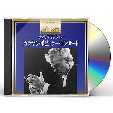 Herbert Von Karajan KARAJAN POPULAR CONCERT CD