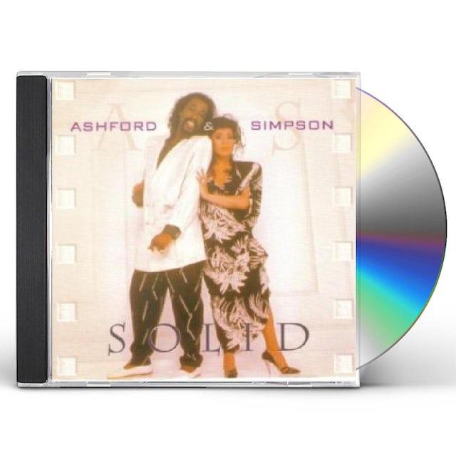 Ashford & Simpson SOLID CD