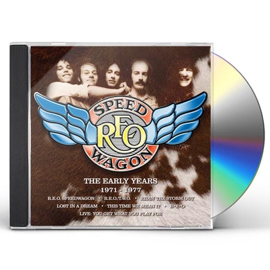 Reo Speedwagon EARLY YEARS 1971-1977 CD