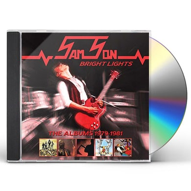 BRIGHT LIGHTS: ALBUMS 1979-1981 CD