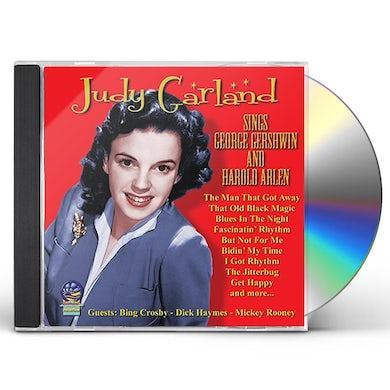 Judy Garland SINGS GEORGE GERSHWIN & HAROLD ARLEN CD