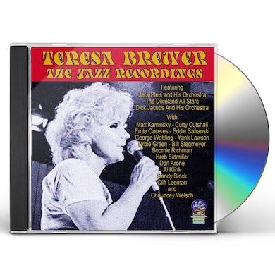 Teresa Brewer JAZZ RECORDINGS CD