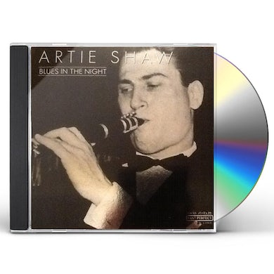 Artie Shaw BLUES IN THE NIGHT CD