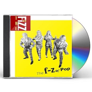 Fizz F-Z OF POP CD
