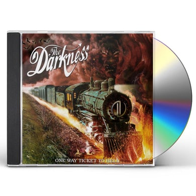 The Darkness ONE WAY TICKET TO HELLAND BACK CD