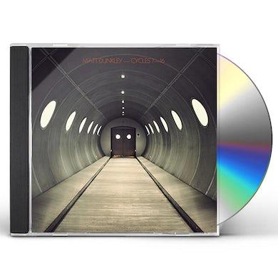 Matt Dunkley CYCLES 7-16 CD