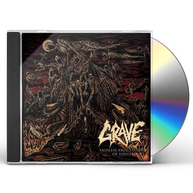 Grave ENDLESS PROCESSION OF SOULS CD