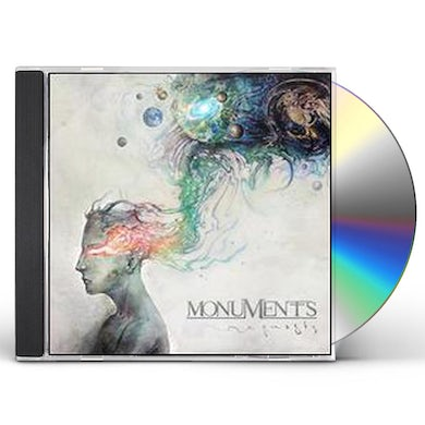 Monuments GNOSIS CD