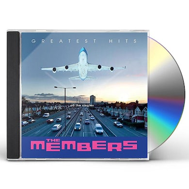 MEMBERS GREATEST HITS: ALL THE SINGLES CD